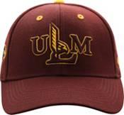 Top of the World Men's Louisiana-Monroe Warhawks Maroon Triple Threat Adjustable Hat product image