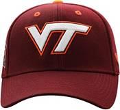 Top of the World Men's Virginia Tech Hokies Maroon Triple Threat Adjustable Hat product image