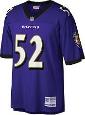 Mitchell & Ness Men's 2000 Game Jersey Baltimore Ravens Ray Lewis #52 product image