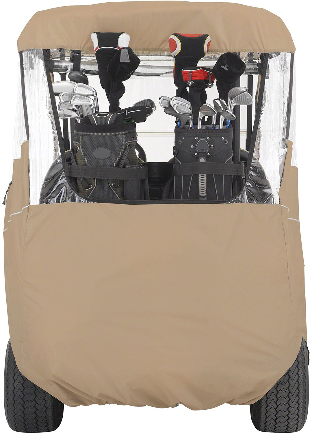 Awesome Classic Accessories Fairway Travel Short Golf Cart Enclosure Caraccident5 Cool Chair Designs And Ideas Caraccident5Info
