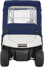 Classic Accessories Fairway FadeSafe E-Z-GO Navy Golf Cart Enclosure product image