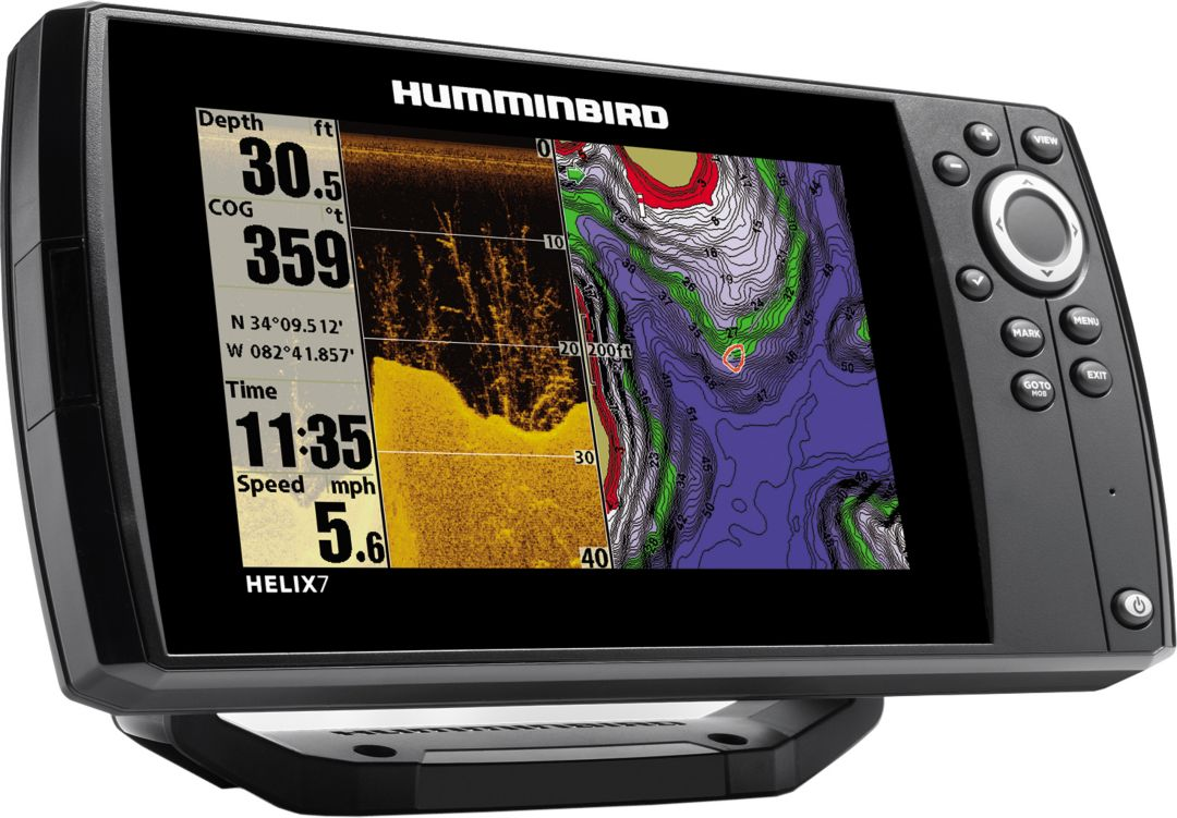 Humminbird Helix 7 G2 DI GPS Fish Finder (410300-1)