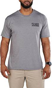 5.11 Tactical Men's Locked and Logoed T-Shirt product image