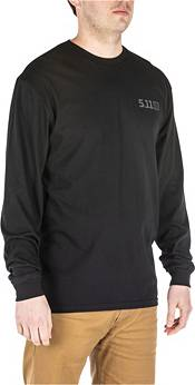 Men's 5.11 Tactical Back the Blue Long Sleeve T-Shirt product image
