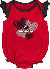 Gen2 Infant Georgia Bulldogs Red Celebration 2-Piece Onesie Set product image