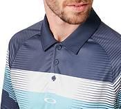 Oakley Men's Color Block Graphic Golf Polo product image