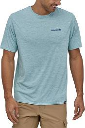 Patagonia Men's Capilene Cool Daily Graphic Short Sleeve Rash Guard product image