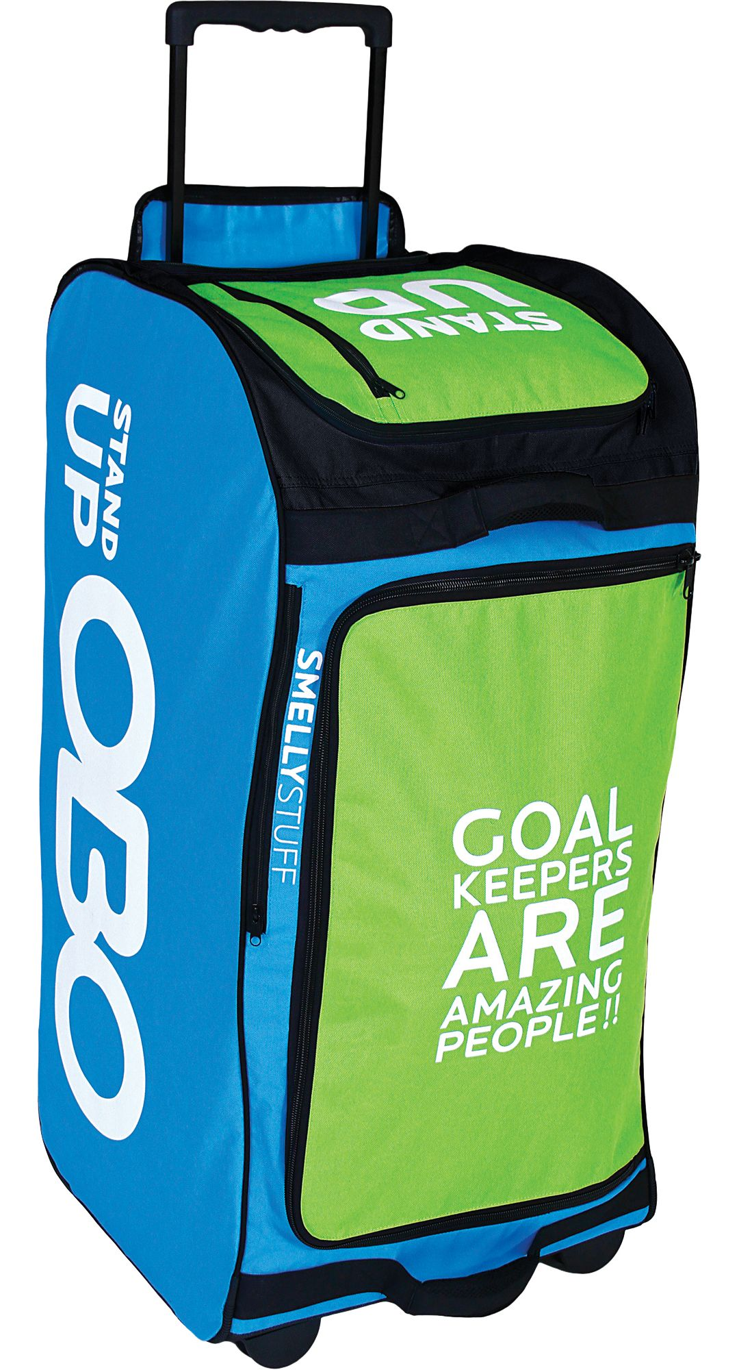 Obo Wheeled Field Hockey Goalkeeper Bag Dick S Sporting Goods