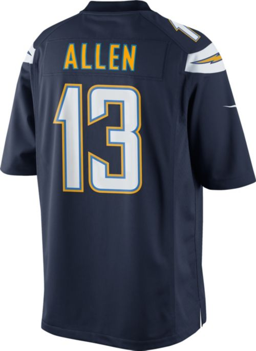 eb4f27e869e Nike Men s Home Limited Jersey Los Angeles Chargers Keenan Allen  13.  noImageFound. Previous. 1. 2. 3