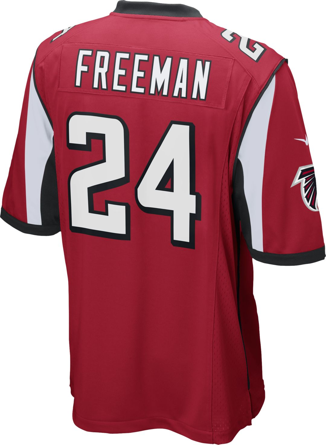 9bec79fe Nike Men's Home Game Jersey Atlanta Falcons Devonta Freeman #24