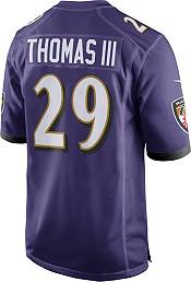 Nike Men's Home Game Jersey Baltimore Ravens Earl Thomas #29 product image