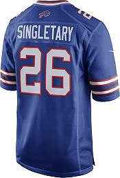 Nike Men's Home Game Jersey Buffalo Bills Devin Singletary #26 product image