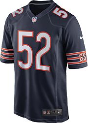 buy popular 411da 84bf8 Nike Men's Home Game Jersey Chicago Bears Khalil Mack #52