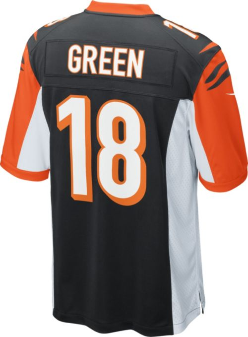 aedecd85d Nike Men s Home Game Jersey Cincinnati Bengals A.J. Green  18.  noImageFound. Previous. 1. 2. 3