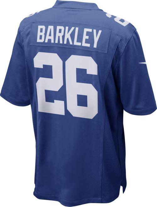 1e389e2a0 Saquon Barkley  26 Nike Men s New York Giants Home Game Jersey.  noImageFound. Previous. 1. 2. 3