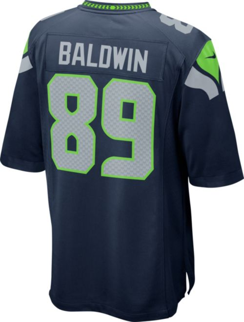 7559945a9da Nike Men s Home Game Jersey Seattle Seahawks Doug Baldwin  89 ...