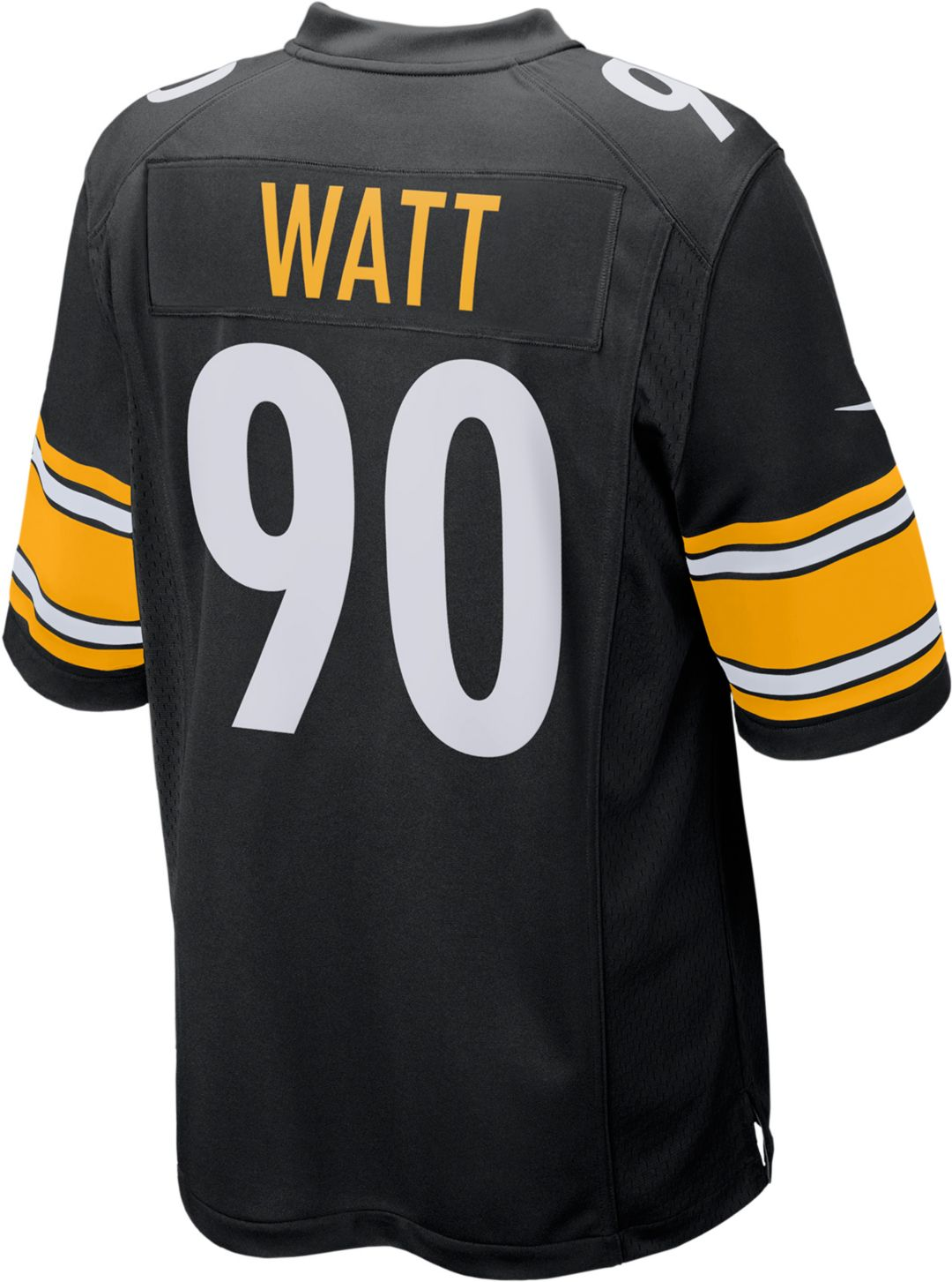sale retailer 7e1d3 ce973 Nike Men's Home Game Jersey Pittsburgh Steelers T.J. Watt #90