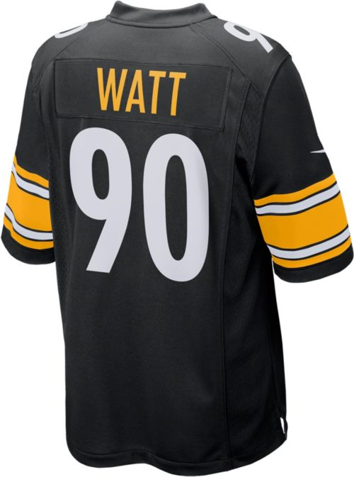 f9398501be8 Nike Men s Home Game Jersey Pittsburgh Steelers T.J. Watt  90.  noImageFound. Previous. 1. 2. 3