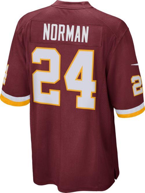 ff9235eb7de Nike Men s Home Game Jersey Washington Redskins Josh Norman  24.  noImageFound. Previous. 1. 2. 3