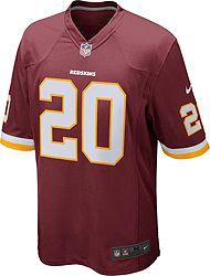buy online d0665 d453f Nike Men's Home Game Jersey Washington Redskins Landon Collins #20