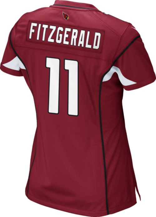 Nike Women s Home Game Jersey Arizona Cardinals Larry Fitzgerald  11.  noImageFound. Previous. 1. 2. 3 2f85d499d
