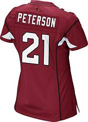 Nike Women's Arizona Cardinals Patrick Peterson #21 Red Game Jersey product image