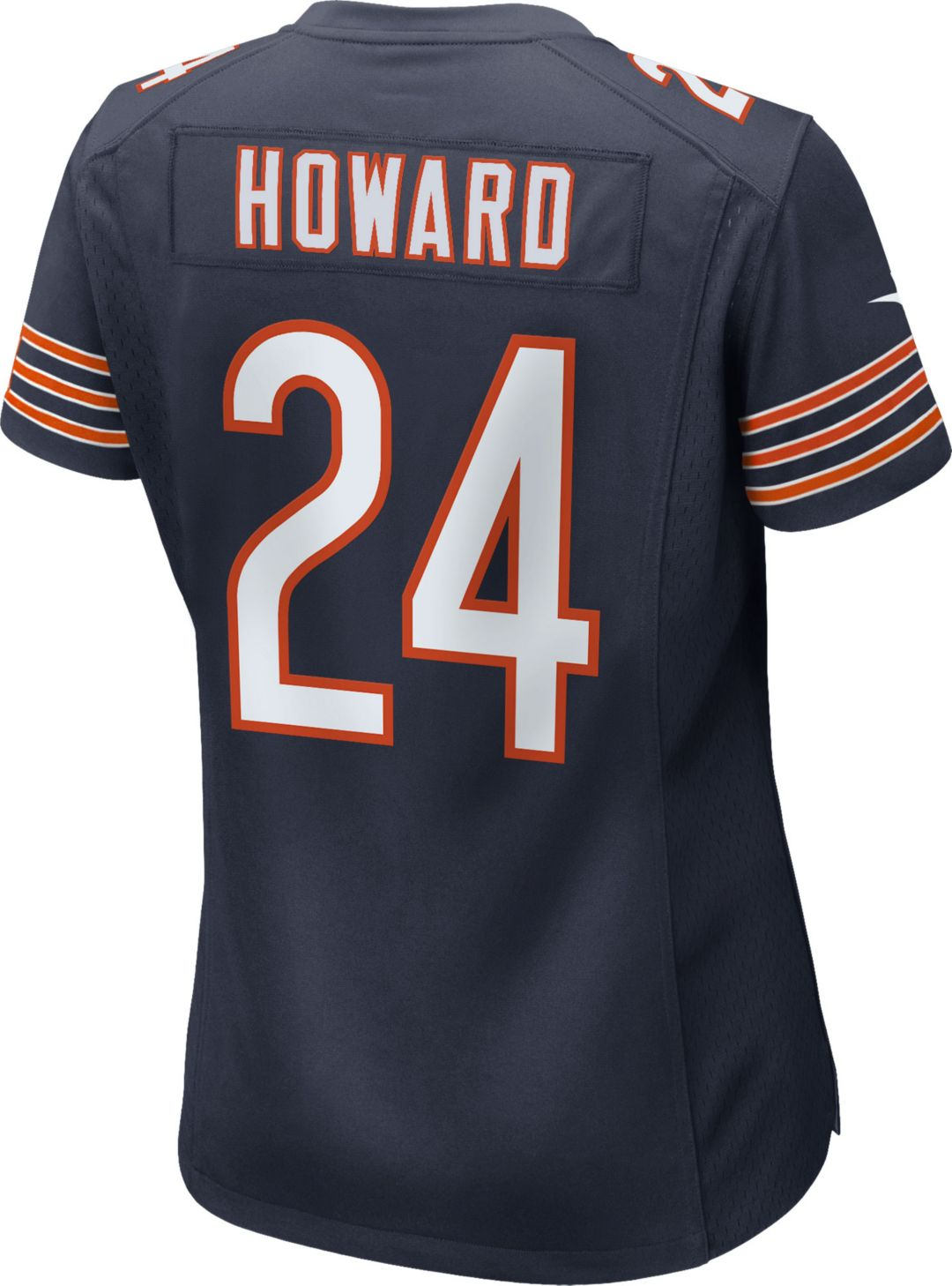 Top Nike Women's Home Game Jersey Chicago Bears Jordan Howard #24  hot sale