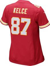 Nike Women's Kansas City Chiefs Travis Kelce #87 Red Game Jersey product image