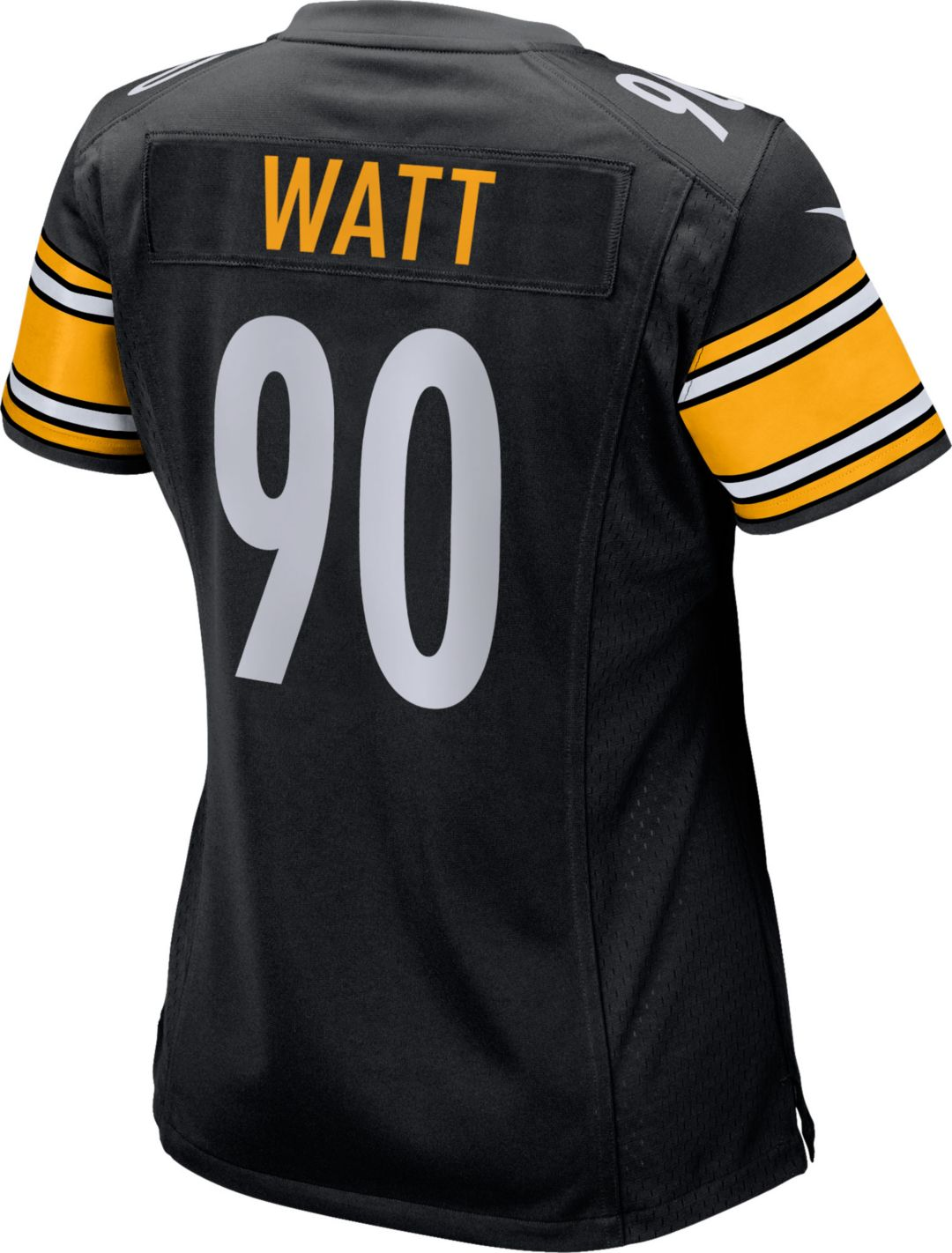 super popular eae5a 07915 Nike Women's Home Game Jersey Pittsburgh Steelers T.J. Watt #90