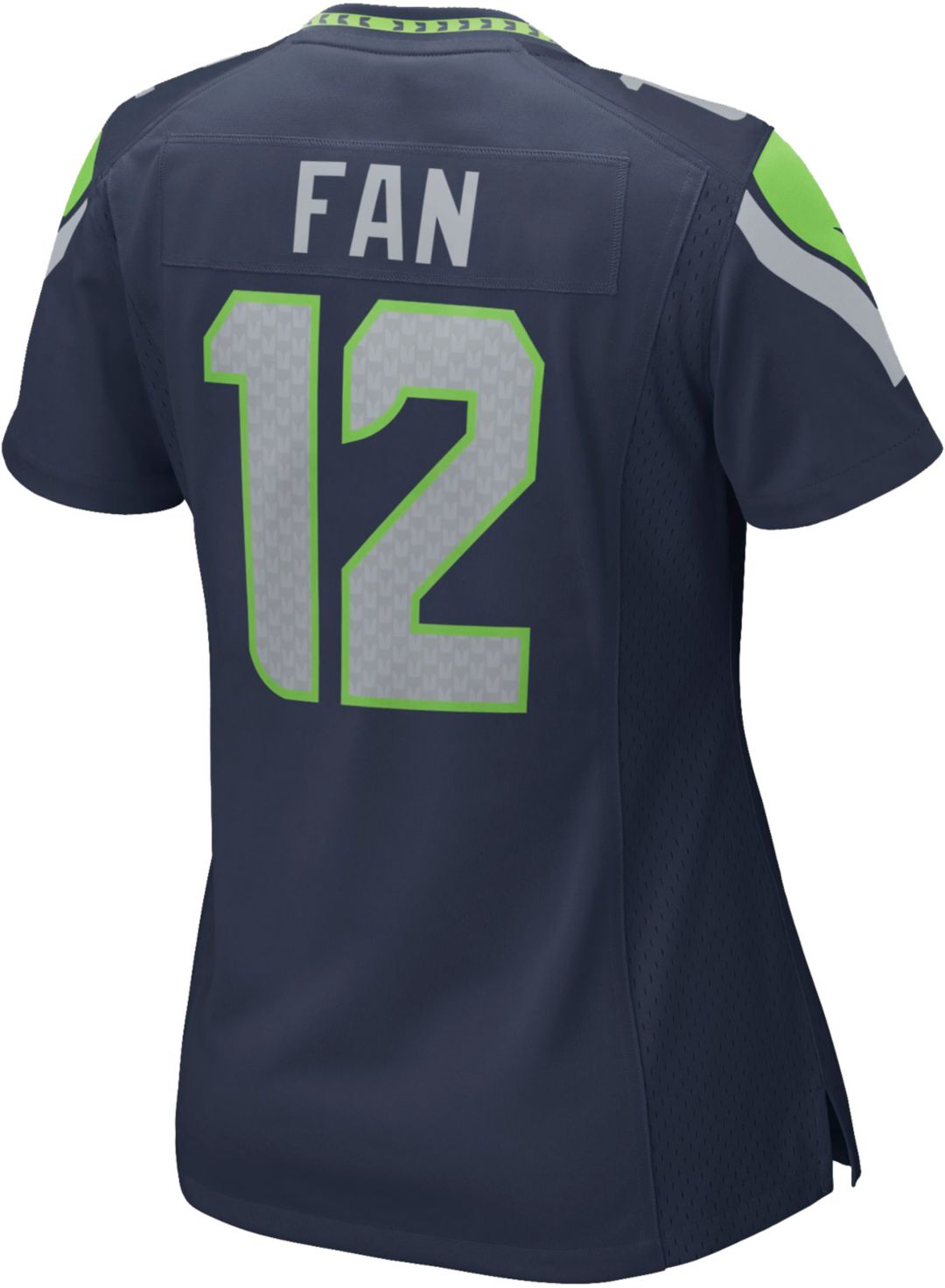 Wholesale Nike Women's Home Game Jersey Seattle Seahawks Fan #12 | DICK'S