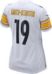 Nike Women's Pittsburgh Steelers JuJu Smith-Schuster #19 White Game Jersey product image