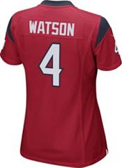 Nike Women's Houston Texans Deshaun Watson #4 Red Game Jersey product image