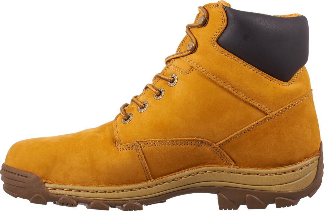 329dc0e0f89 Wolverine Men's Dublin 6'' Waterproof 200g Work Boots