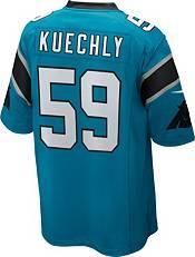 Nike Men's Carolina Panthers Luke Kuechly #59 Blue Game Jersey product image
