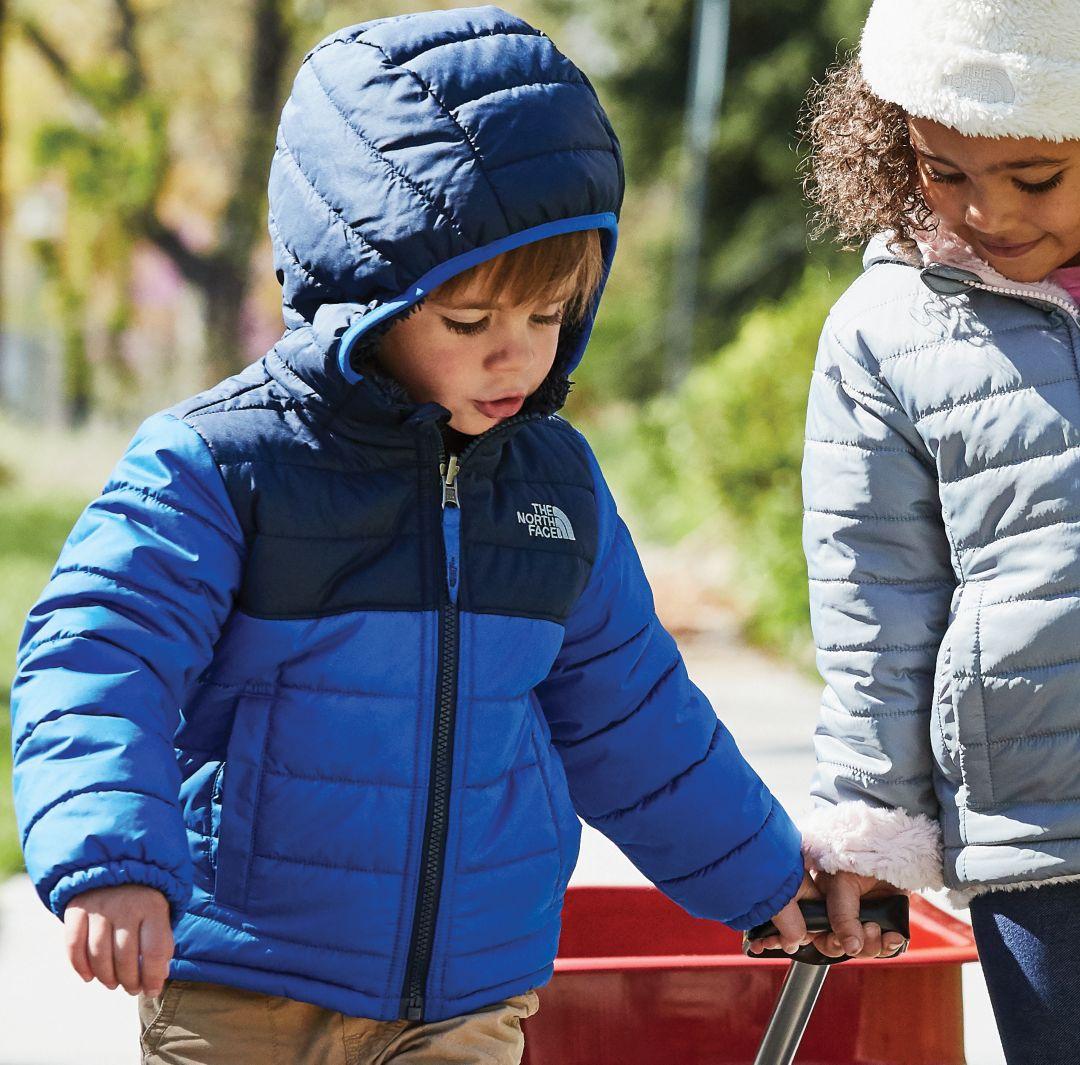 22791e86e The North Face Toddler Boys' Mount Chimborazo Reversible Jacket