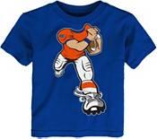 Gen2 Toddler Florida Gators Blue Football Dreams T-Shirt product image