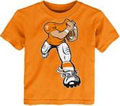 Gen2 Toddler Tennessee Volunteers Tennessee Orange Football Dreams T-Shirt product image