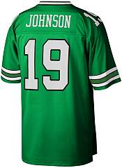 Mitchell & Ness Men's New York Jets Keyshawn Johnson #19 Green 1996 Home Jersey product image