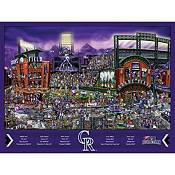You the Fan Colorado Rockies Find Joe Journeyman Puzzle product image
