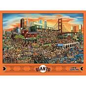 You the Fan San Francisco Giants Find Joe Journeyman Puzzle product image
