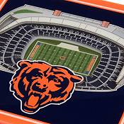 You the Fan Chicago Bears 3D Stadium Views Coaster Set product image