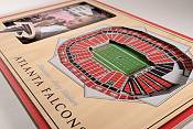 You the Fan Atlanta Falcons 3D Picture Frame product image
