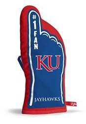 You The Fan Kansas Jayhawks #1 Oven Mitt product image