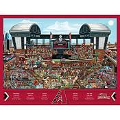 You the Fan Arizona Diamondbacks Find Joe Journeyman Puzzle product image
