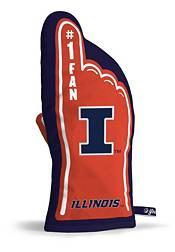You The Fan Illinois Fighting Illini #1 Oven Mitt product image