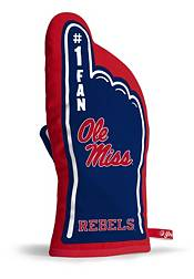 You The Fan Ole Miss Rebels #1 Oven Mitt product image