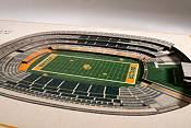 You the Fan Baylor Bears 5-Layer StadiumViews 3D Wall Art product image