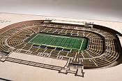 You the Fan Notre Dame Fighting Irish 5-Layer StadiumViews 3D Wall Art product image