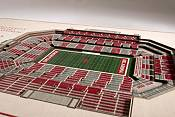 You the Fan Oklahoma Sooners 5-Layer StadiumViews 3D Wall Art product image
