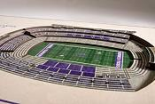 You the Fan TCU Horned Frogs 5-Layer StadiumViews 3D Wall Art product image